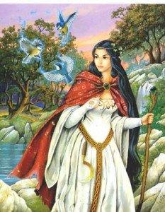 Vivianne, Dame du Lac